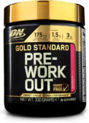 Witte Optimum Nutrition Gold Standard Pre-Workout - 300 gram (30 servings) - Watermelon