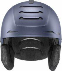 Uvex Legend Skihelm Ink Blue Mat 2021 - Skihelm - Matt Blauw - Maat S