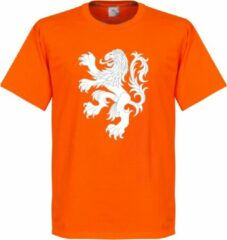 Oranje merkloos sans marque nederlands elftal lion t shirt
