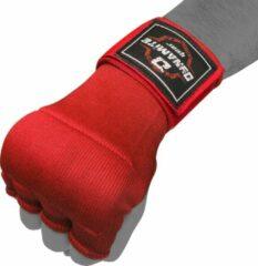 Dynamite Fight Gear Dynamite Binnenhandschoenen Met Voering Rood -S