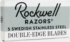 Rockwell Razors double edge blades