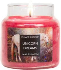 Rode Village Candle Mini Jar Unicorn Dreams