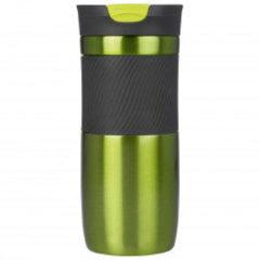 Contigo - Byron - Drinkfles maat 470 ml, zwart/olijfgroen/groen