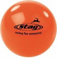 Hockeyballen glad - reject - oranje - clubs 120 stuks