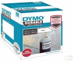 Dymo duurzame etiketten LabelWriter ft 104 x 159 mm, 200 etiketten