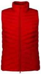 Daunenweste mit Reißverschluss Betty Barclay Hibiscus Red - Rot