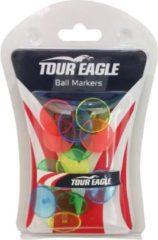 Tour Eagle Plastic Ball Markers Legend