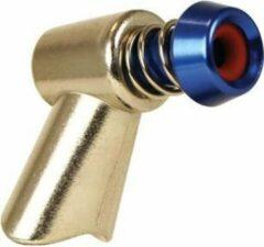 Dresco Co2 Pompkop Universal 16-25 Gram Staal Zilver