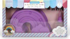 Paarse Handstand Kitchen Regenboog Cake Bakvorm Set