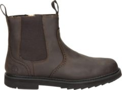 Donkerbruine Timberland Squall Canyon heren boot - Bruin - Maat 43