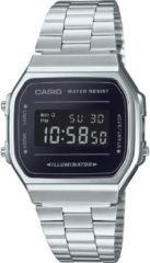 Casio A168WEM-1EF - Horloge - Zilverkleurig - Ø 36mm