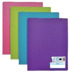 OXFORD Memphis presentatiealbum 30 tassen, geassorteerde kleuren style