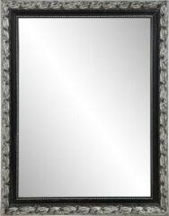 KILAMY - Spiegel ca. 55x70 cm - zwart - zilver