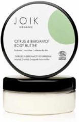 Joik Citrus & Bergamot Body Butter Organic Vegan (150ml)