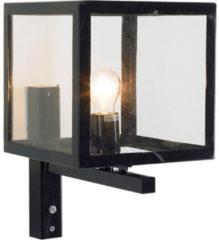 Zwarte KS Verlichting K.S. Verlichting Loosdrecht Wandlamp - Zwart