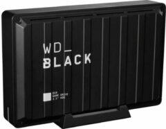 WD Black D10 Game Drive Externe harde schijf (3.5 inch) 8 TB Zwart USB 3.2 (Gen 1) Geschikt voor PlayStation 4 Pro, Geschikt voor PlayStation 4, Geschikt voor