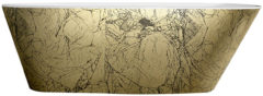 ADW Design Vrijstaandbad Best Design Gold Feeling 175x75x68 cm Goud