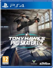 Activision Tony Hawk's Pro Skater 1+2 - PS4 - set van 2 games