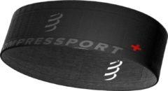 Zwarte Compressport Free Belt Flash