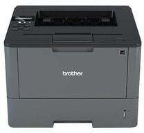 Brother Netwerk Laserprinter 40 ppm - 256 MB - interne duplexunit - LCD displa (HL-L5100DN)