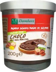 Damhert Chocopasta hazelnoot (0 toegevoegde suikers)