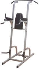 Grijze Vertical Knee Raise Body-Solid GVKR82