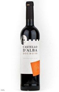 Afbeelding van Castello D'Alba Tinto, 2018, Douro Vallei, Portugal, Rode Wijn