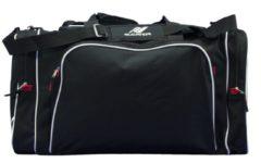 Rucanor Achelos Sporttas - Tassen - zwart - ONE