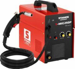 Stamos Welding MIG/MAG lasapparaat - 250 A - 230 V - draagbaar