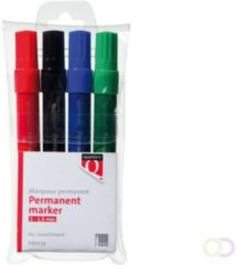 Rode PERMANENT MARKER QUANTORE ROND 1-1.5MM ASSORTI