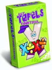 De leukste rekenspelletjes: Het tafelskaartspel