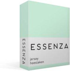 Essenza Premium Jersey - Hoeslaken - Extra Hoog - Tweepersoons - 140/160x200/220 cm - Mint