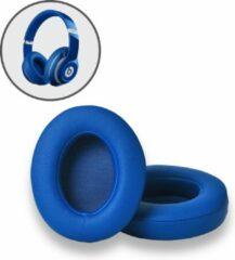 Mix-Media Oorkussens voor Beats By Dr. Dre Studio 2.0/3.0 wireless - Koptelefoon oorkussens voor Beats Studio blauw