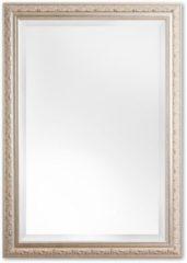 Verno Barok Spiegel 88x163 cm Zilver - Daniel