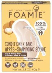 Foamie - Conditioner Bar - Kiss Me Argan - 80 gr