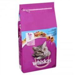 Whiskas Brokjes Adult Tonijn - Kattenvoer - 3.8 kg - Kattenvoer