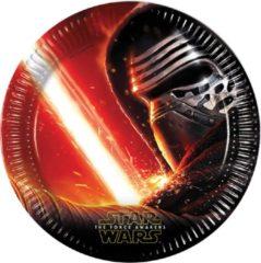 Partywinkel Star Wars VII™ borden - Feestdecoratievoorwerp