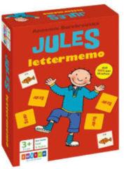 Jules: Jules lettermemo - Annemie Berebrouckx