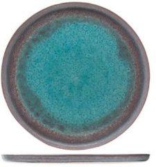 Blauwe Cosy&Trendy Cosy & Trendy - Set 2st Isabeau Plat Bord D30Cm
