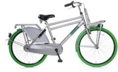 26 Zoll Popal Daily Dutch Basic 2688 Herren Holland Fahrrad Popal grau-grün
