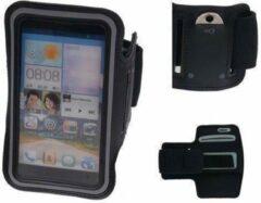 BestCases Huawei Ascend Y221 Zwart Sport Armband Neopreen