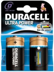 Duracell UltraPower-D (K.2) - Alkaline-Batterie 1,5V (MX1300/LR20) UltraPower-D (K.2), Aktionspreis