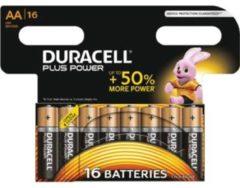 AA batterij - Set van 16 batterijen - Duracell