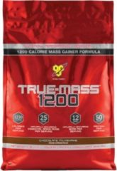 BSN True Mass 1200 - Weight Gainer / Mass Gainer - Vanille - 4800 gram (15 doseringen)