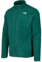 The North Face Bekleidung M 100 Glacier Full Zip The North Face gruen