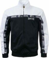 100% Hardcore Training Jacket Classic wit-zwart maat S
