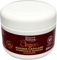 Douce Nature Haarmasker Capillaire Argan (200ml)