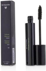 Zwarte Dr Hauschka VOLUME mascara #01-black 8 ml