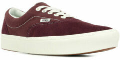 Rode Lage Sneakers Vans Comfycush Era