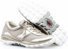 Gabor Rollingsoft 26.966.62 Dames Wandelsneaker - Goud - Maat 41